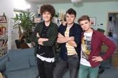 NAŠI - 4. séria - David, Gregor a Max