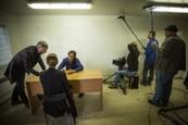 zákulisie natáčania
