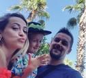 Dominika Mirgová s rodinou