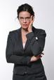 Zuzana Fialová ako riaditeľka Adela v seriáli Delukse