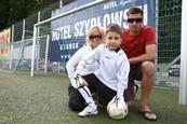Lenka Čviriková - Hriadeľová a jej rodina 1