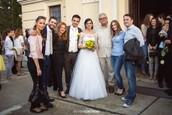 Dominik Gajdoš (Ronaldo) - svadba 2