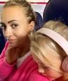 Barbora Krajčírová a dcéra Amia