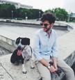 Noël Czuczor a psík