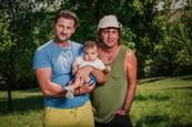 Prázdniny - Zdeno, Laco a Oskar
