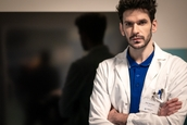 Noël Czuczor v seriáli Nemocnica
