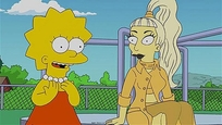 Simpsonovci - Lady Gaga