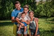 Prázdniny - Marcínekovci