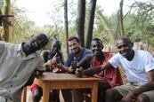 Nakrúcanie v Afrike 13