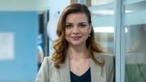 Petra Vajdová ako Vilma Hauptmanová v seriáli Nemocnica