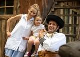 René Štúr s rodinou