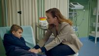 Petra Vajdová v seriáli Nemocnica