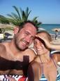 Martin Mňahončák s manželkou