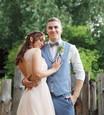 David Gránský s manželkou Nikolou