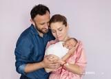 Ondrej Kandráč s rodinou