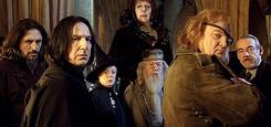 Predrag Bjelac vo filme Harry Potter