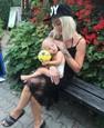 Lucid s dcérkou Lýdiou