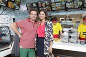 NAŠI - Bego Burger - Majo & Lujza