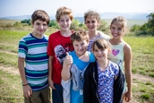 Prázdniny - Lišák ukázal deťom novú hru - domorodý rituál z Malawi