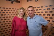 Zuzana Čaputová a Marcel Forgáč