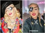 Lucid a jej mejkapová premena na Madonnu