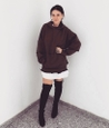 Levičanka Mirka a jej outfity