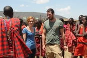 Nakrúcanie v Afrike 2