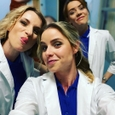 Nela Pocisková, Zuzana Kanócz a Anna Nováková a ich vtipné momenty na nakrúcaní Nemocnice