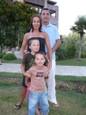 Sarnovský s rodinou 6