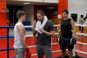 Nový život - Max Bolf a Juraj Loj v boxerni