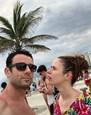 Robo Jakab s manželkou