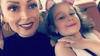 VyVolení - Lenka Samman s dcérkou Salmou