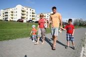 Lenka Čviriková - Hriadeľová a jej rodina 4