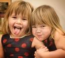 Dcérky Lucie Hurajovej - Izabela a Sofia