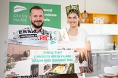 Miss Slovensko 2019 Frederika Kurtulíková  a jej nový byt