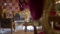 Babula z Bez servítky a jej kráľovský dom