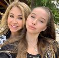 Shania Geiss s mamou Carmen