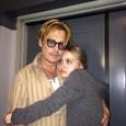 Lilly Rose Depp a Johnny Depp