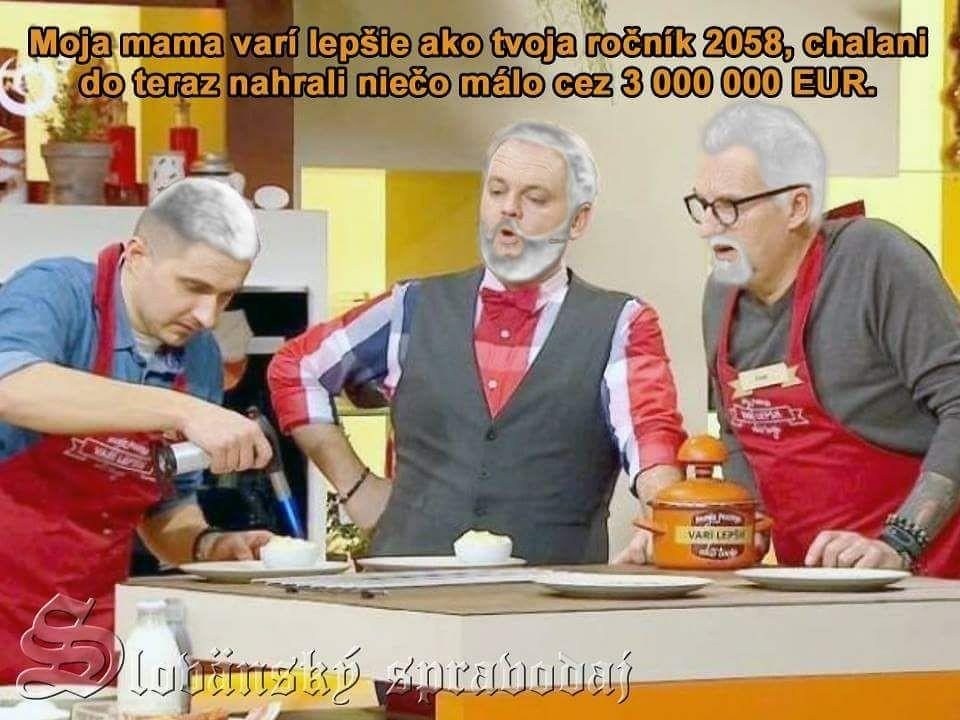 O Ivanovo a Ferovi už kolujú vtipy aj na internete