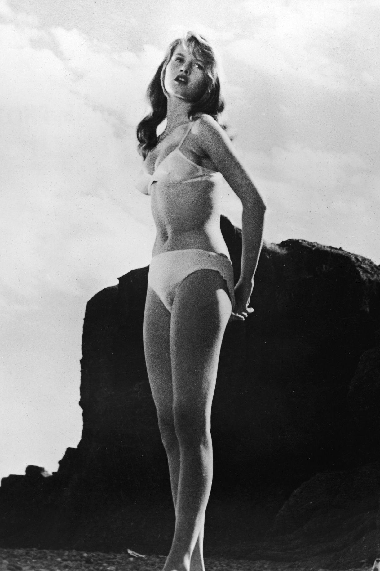Brigitte Bardot, 1958