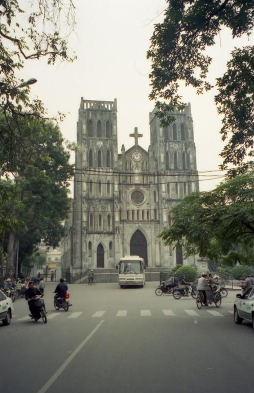 Kresťanský chrám hlavného mesta