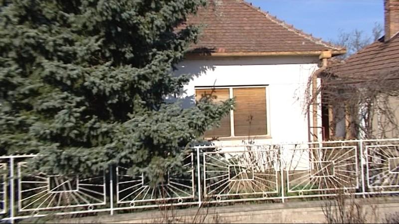 dom, v ktorom našli mŕtvu matku s dcérou, Suchá nad Parnou