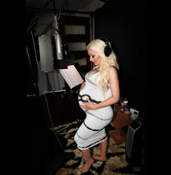 Christina Aguilera (33) zverejnila nezvyčajné meno dcérky ec3dd331af7