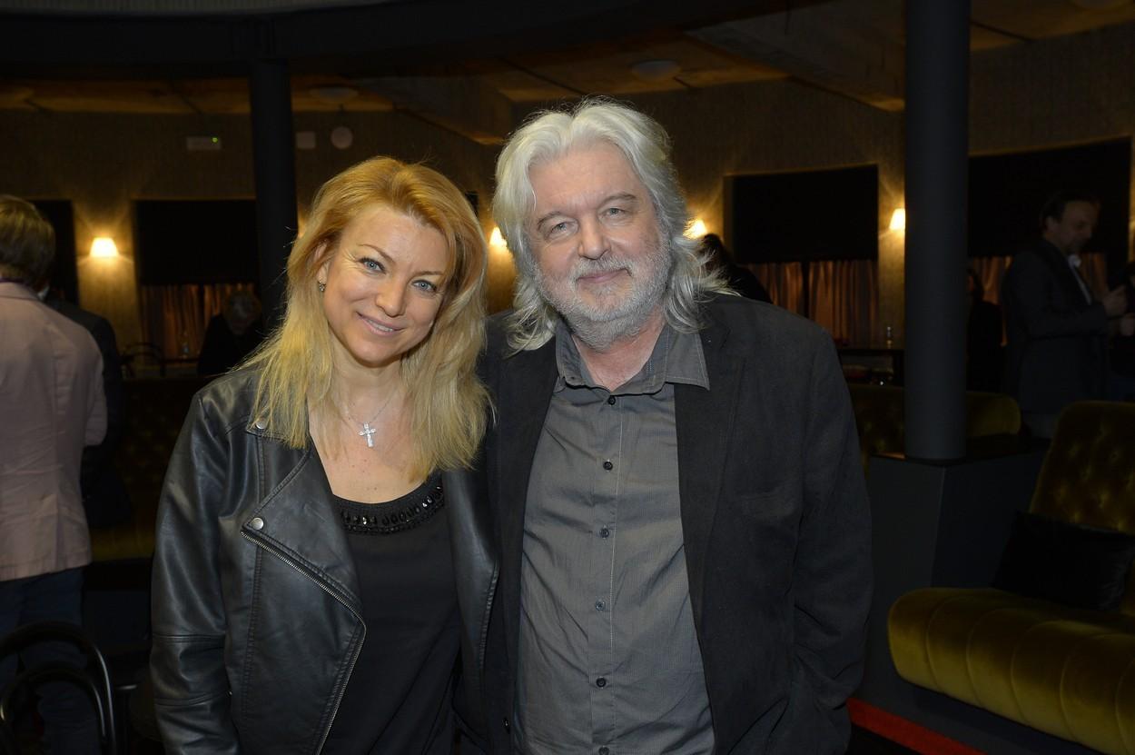 Eva Vejmělková, Dušan Rapoš