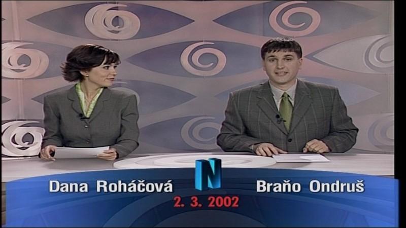 TV JOJ, Braňo Ondruš a Dana Roháčová