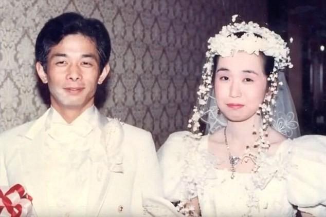Japonské manželky sex