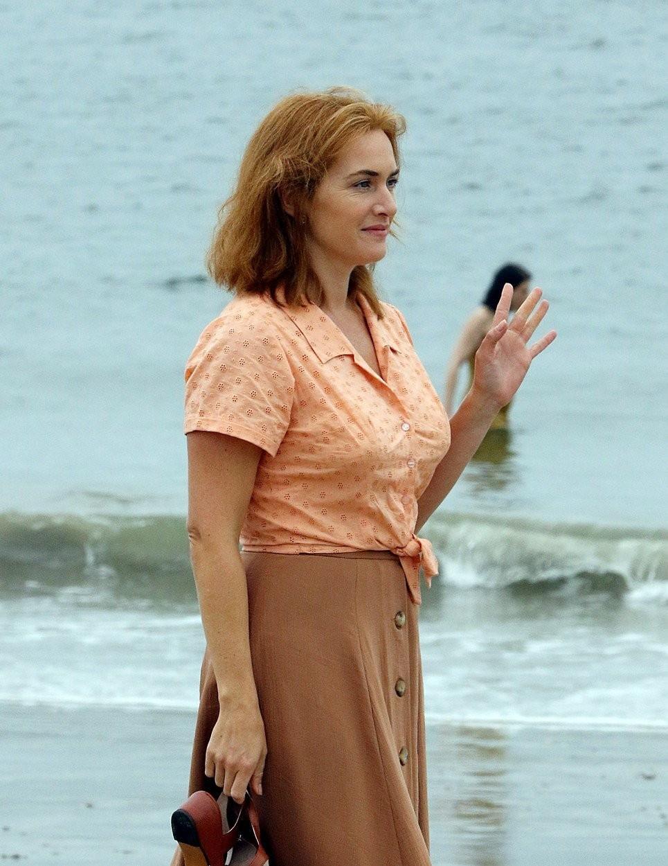 Kate Winslet vo filme Koleso zázrakov