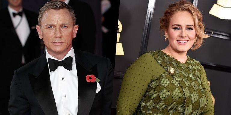 Daniel Craig, Adele