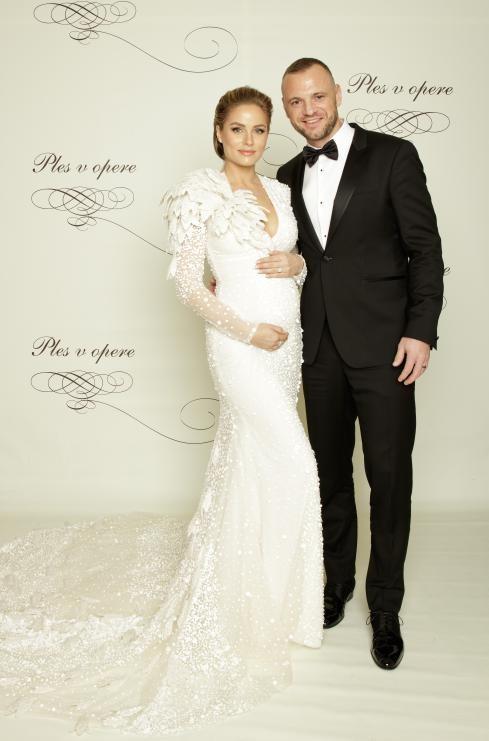 Ivana Gáborík s manželom Mariánom