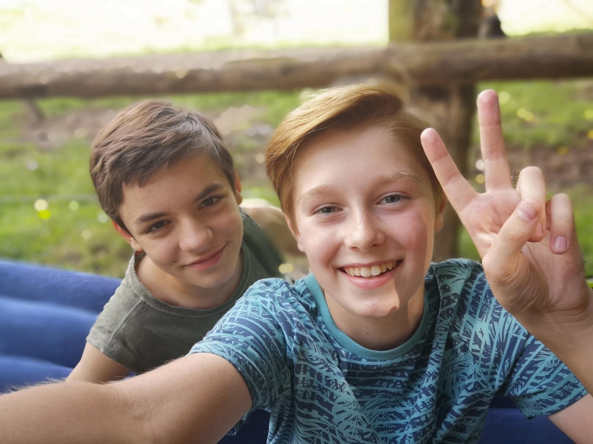Prázdniny - Ondro a Markus